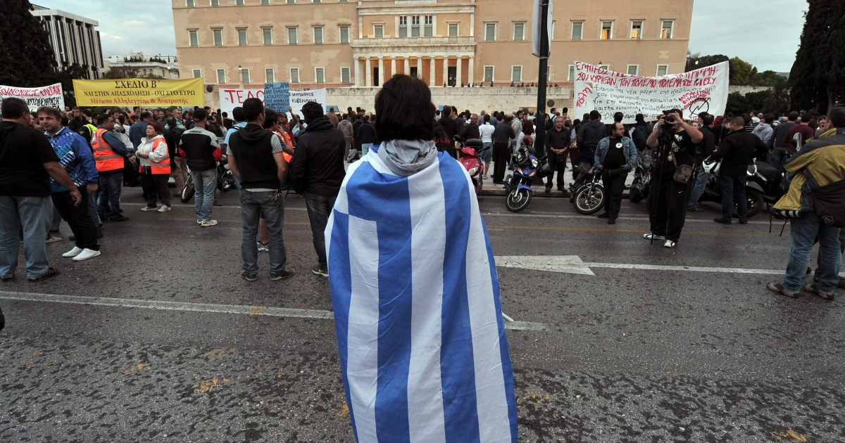 Greece's fate hangs in the balance once again.</p>