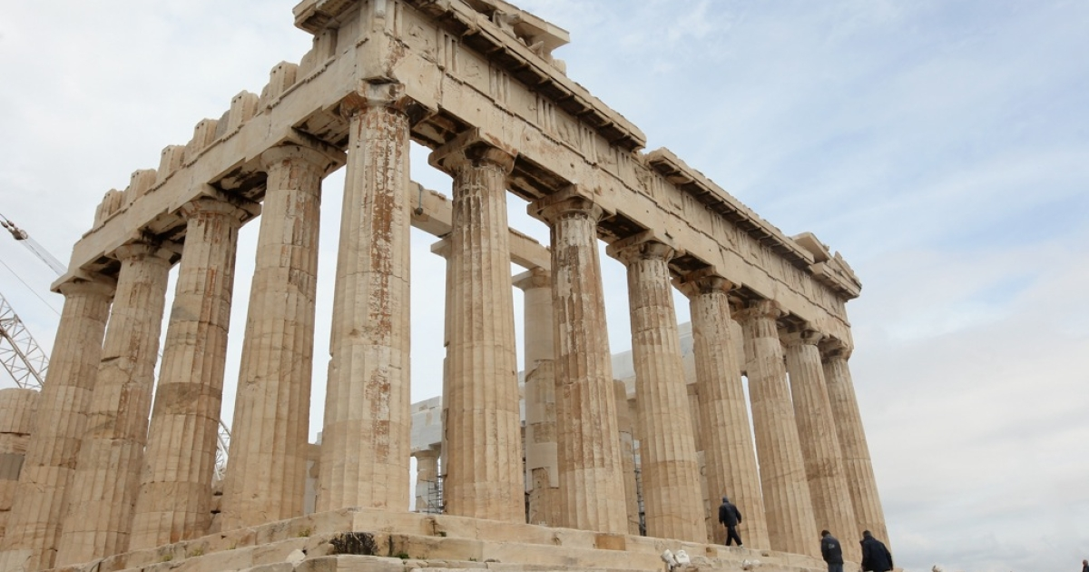 Does today's deal with its private creditors mean that Greece's economy can rise from the ruins?</p>