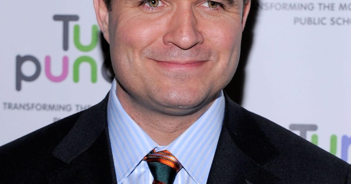 Greg Kelly, host of
