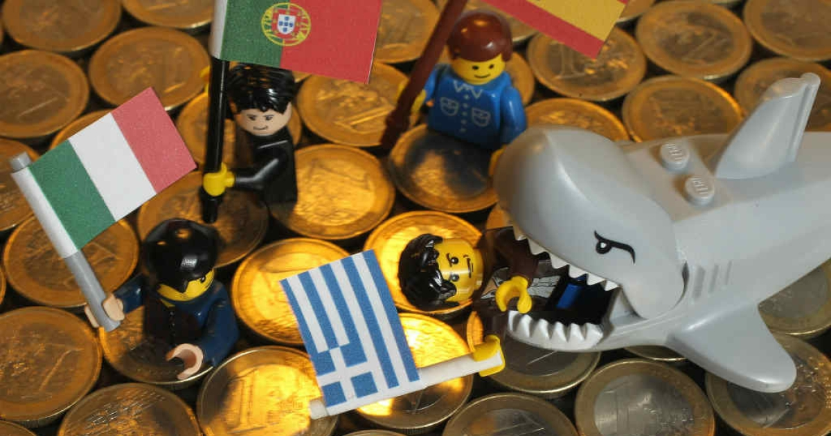 Most Germans believe Greece should be thrown overboard.</p>