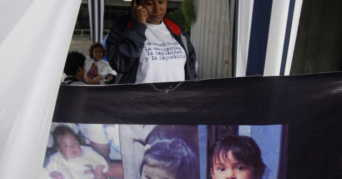 Many Guatemalan mothers say their children were snatched away, only to be put up for adoption in the U.S.</p>