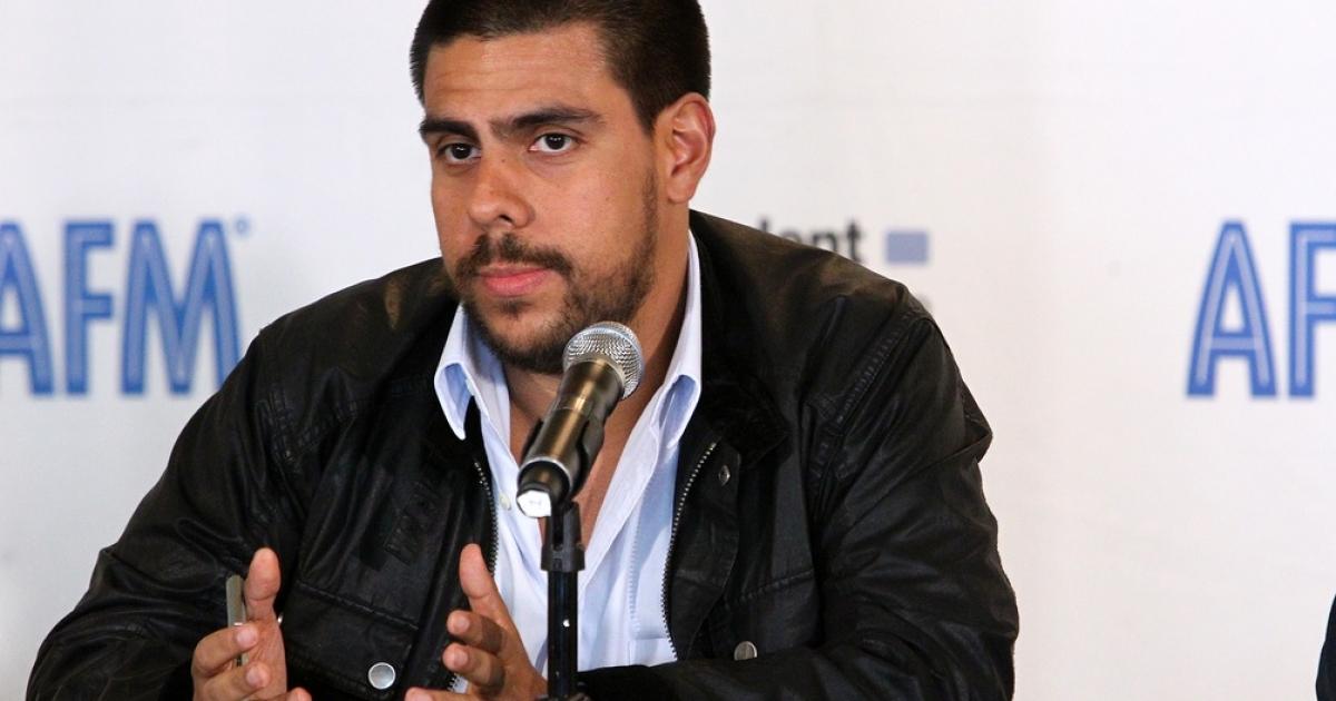 Rodrigo Guerrerro helps bankroll Latin films.</p>