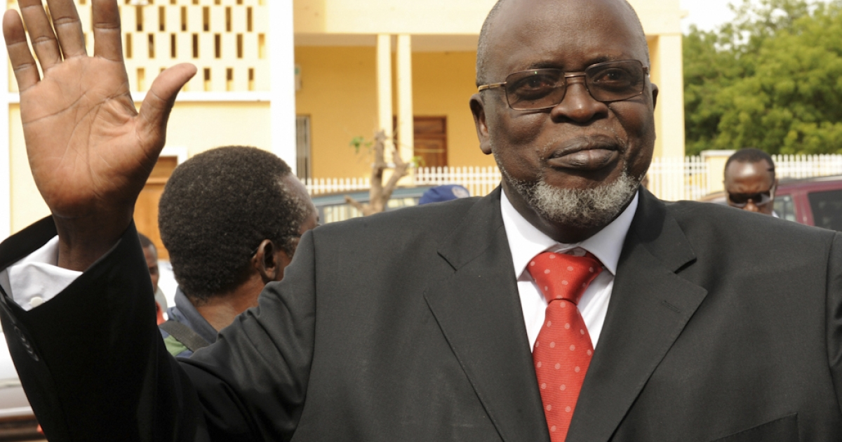 Guinea-Bissau's President Malam Bacai Sanha has died in hospital in Paris, aged 64. Sanha, who took office in 2009, had traveled to France for medical treatment for an undisclosed illness.</p>