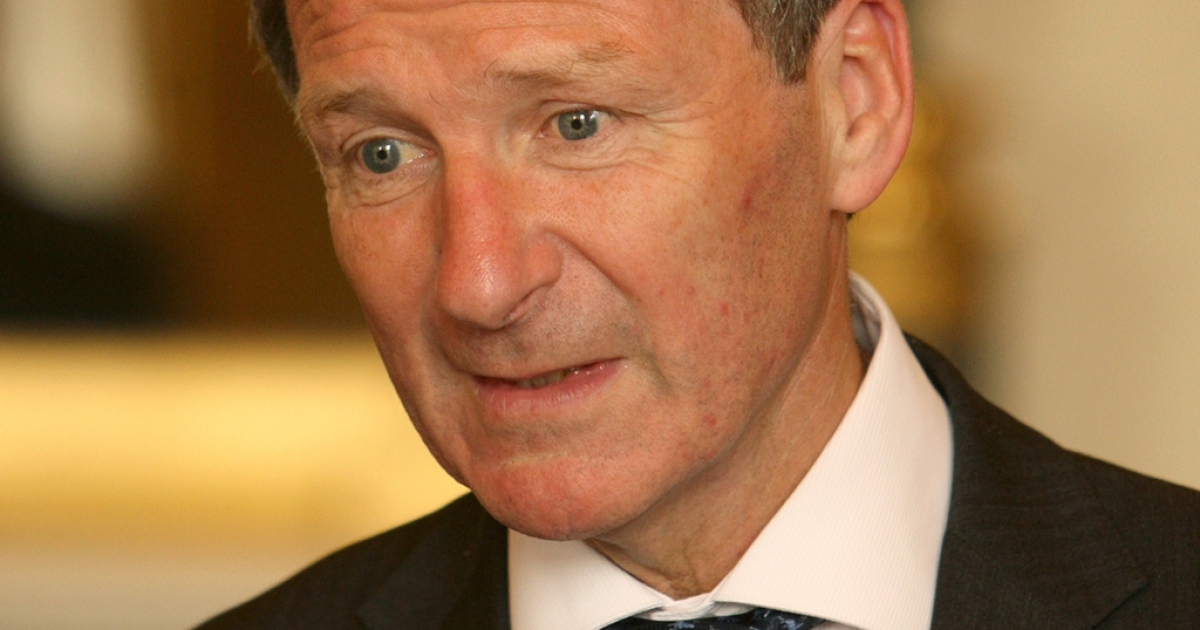 Cabinet Secretary Sir Gus O'Donnell who has said the break-up the United Kingdom is a possibility</p>
