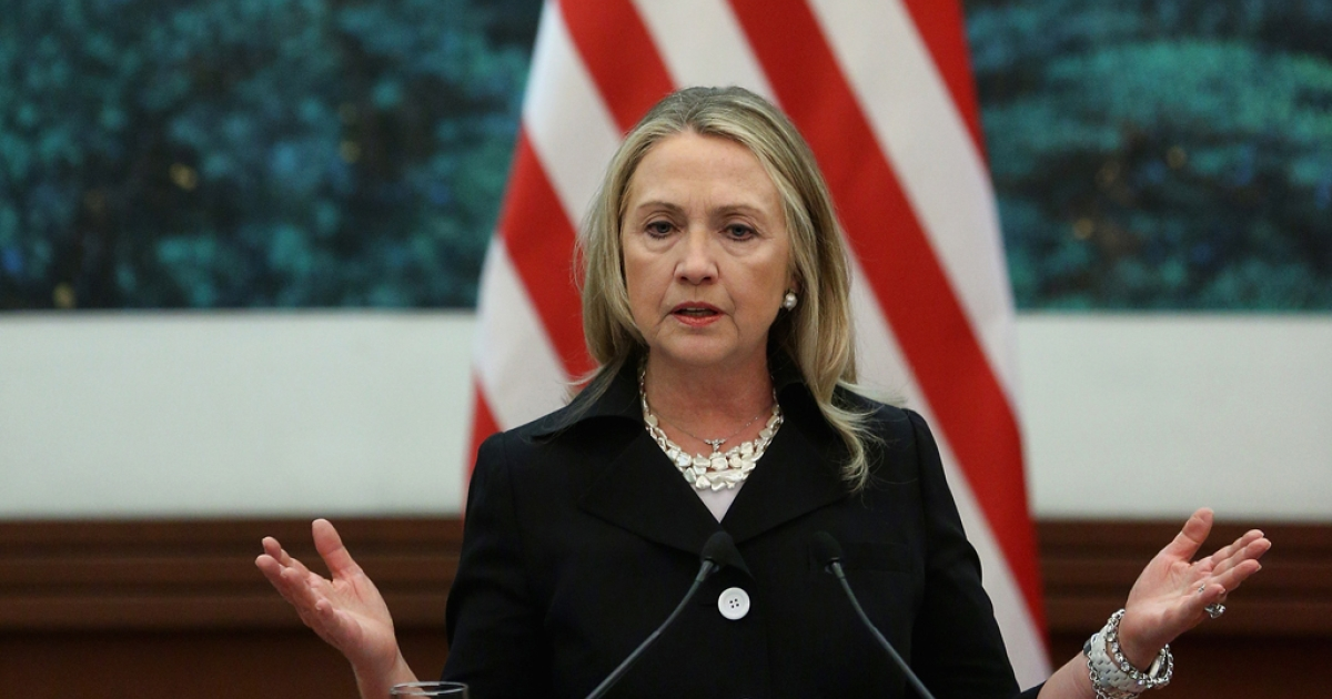 Secretary of State Hillary Clinton is set to formally designate the Pakistan-based Haqqani network as a terror group.</p>