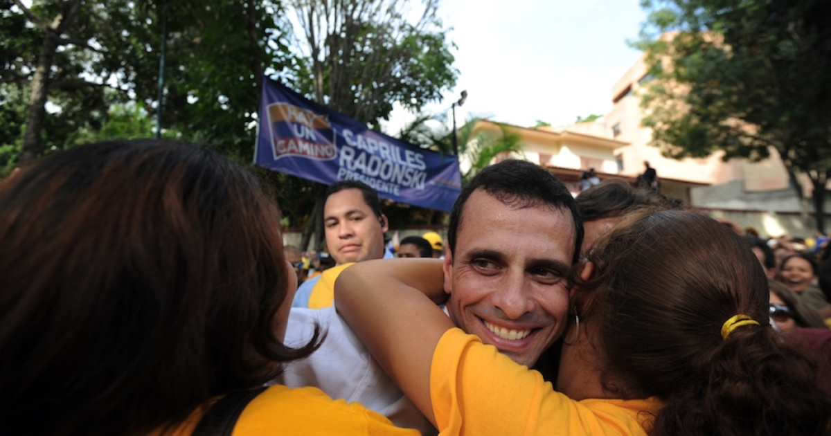 Voters have embraced Capriles, but will they leave Chavez for him?</p>