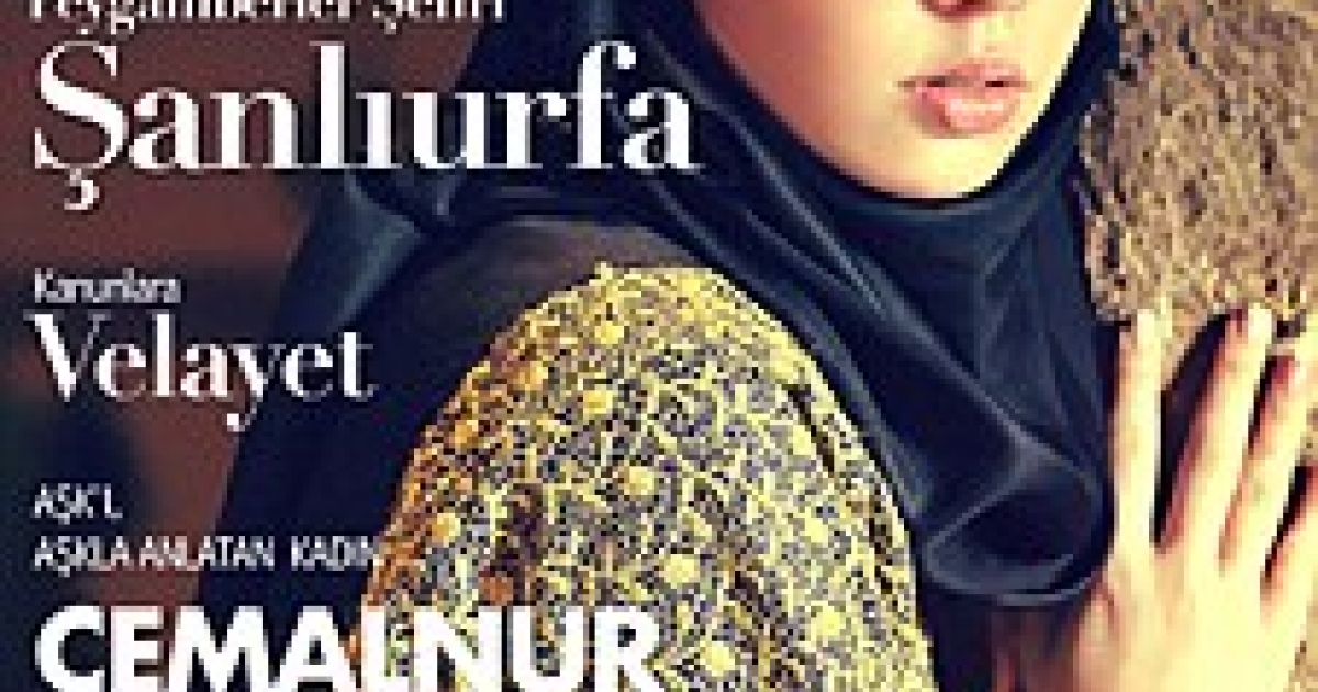 Alâ, a Turkish magazine that only shows women in headscarves, is a hit.</p>