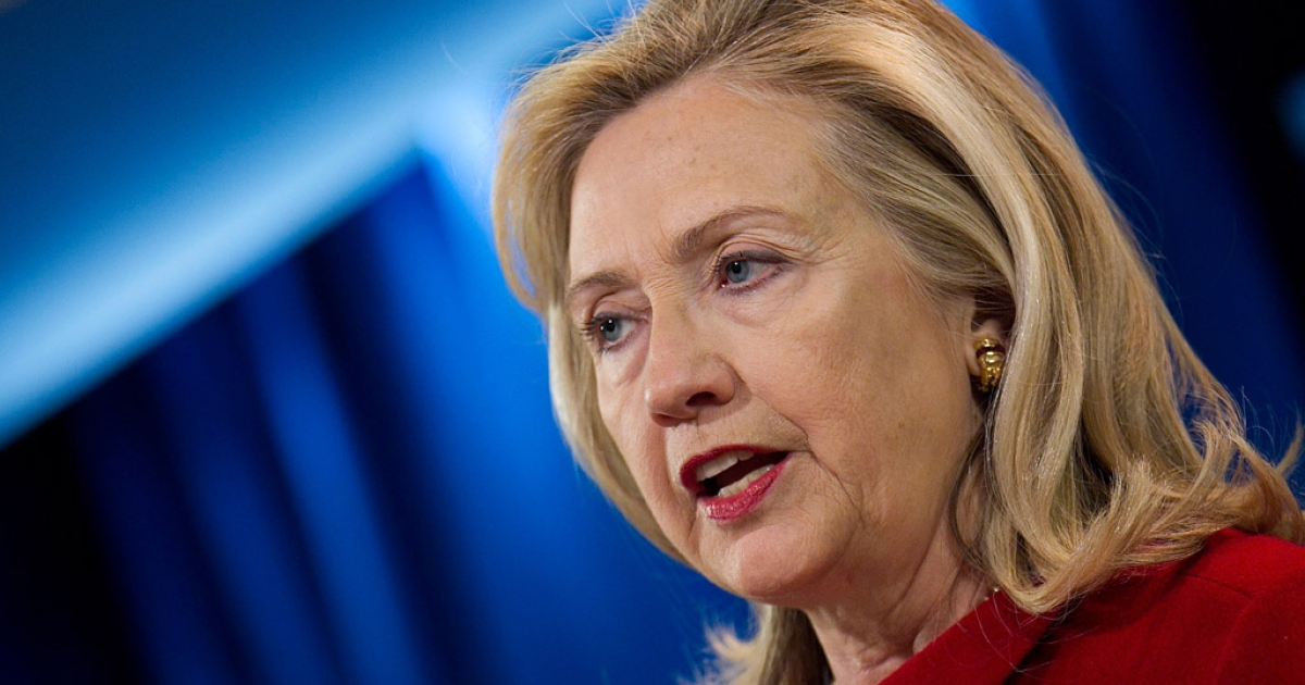 US Secretary of State Hillary Clinton has agreed to develop an international space code of conduct, as long as it doesn't restrict the US's military operations in space.</p>