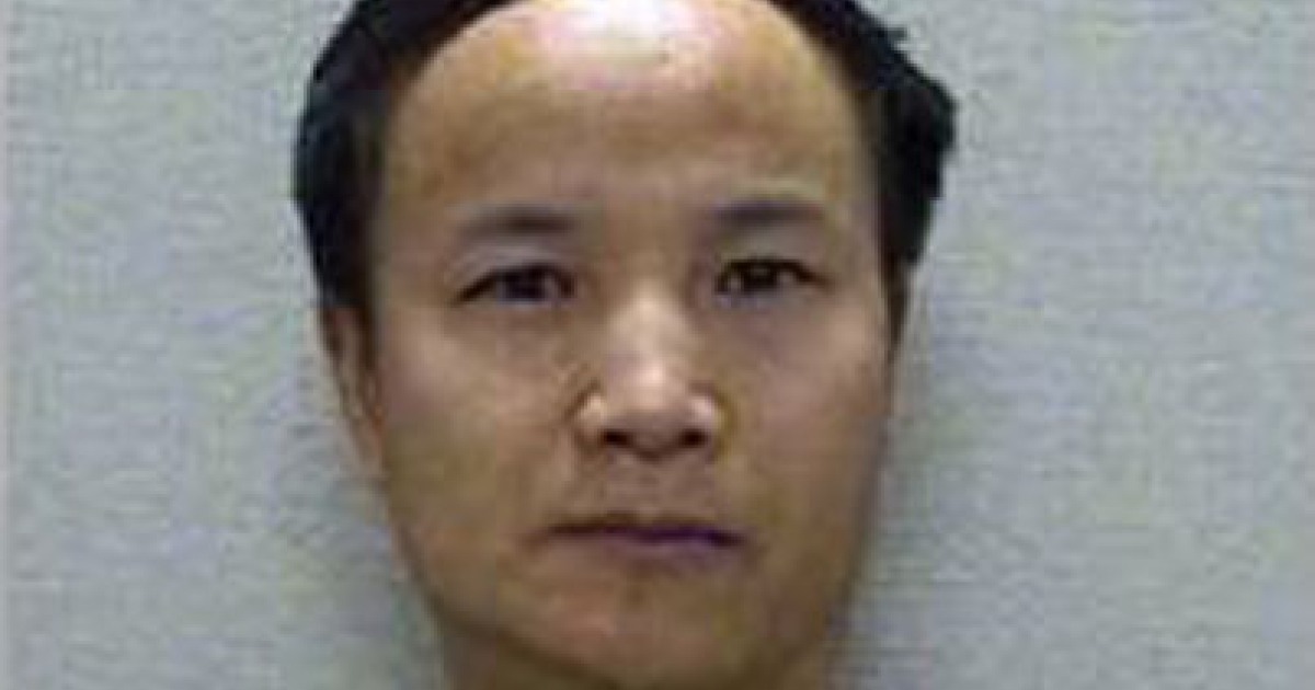 Jianyu Huang (pictured above), who was fired from Sandia Labs in April, has been charged with stealing research and sharing it with China.</p>