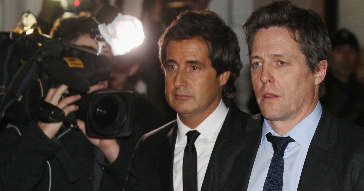A revelation: One of Hugh Grant's middle names is Mungo.</p>
