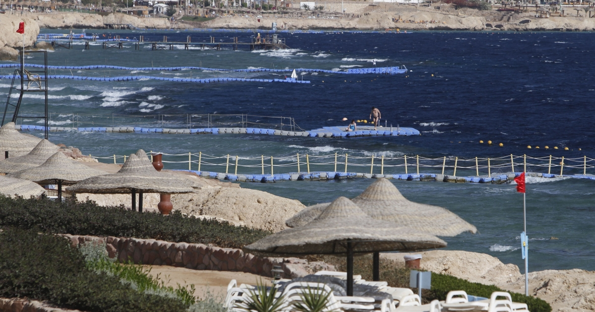 Former Egyptian President Hosni Mubarak is alleged to have allowed Hussein Salem to buy discounted land on Egypt's Red Sea coast from the government in exchange for five luxury villas.</p>