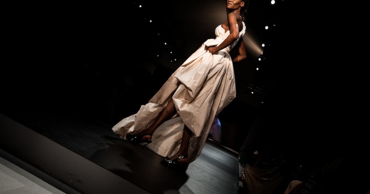 Oluchi Onweagba, Nigeria's most famous supermodel.</p>