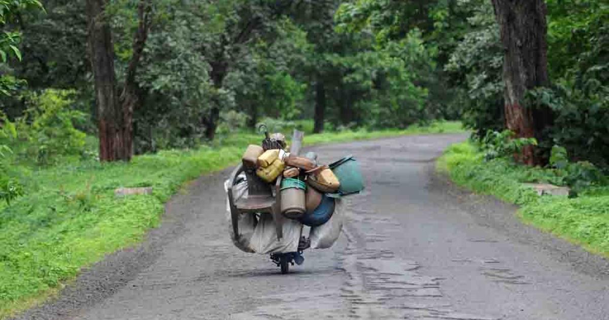 Navapur, India's Maharashtra state.</p>