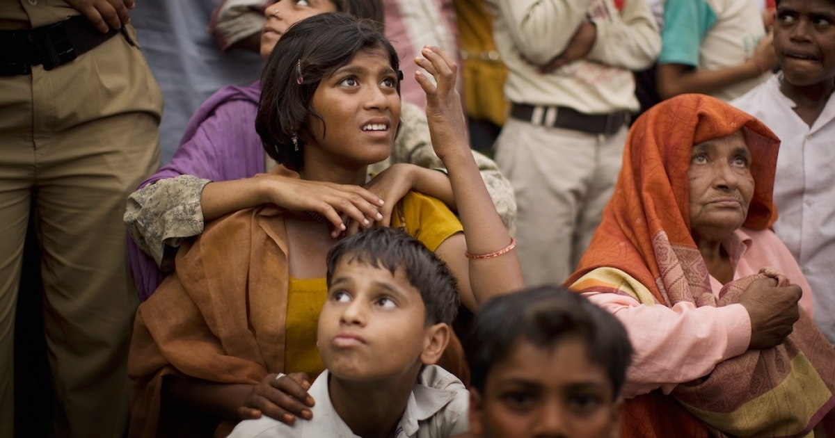While the caste system has been formally abolished under the Indian constitution,  there is still discrimination and prejudice against Dalits across South Asia.</p>