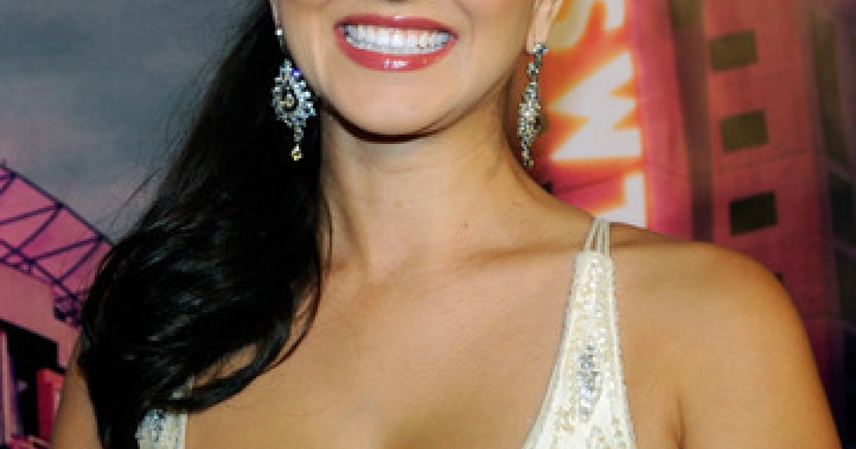 Porn star Sunny Leone arrives at the 28th annual Adult Video News Awards Show at the Palms Casino Resort January 8, 2011 in Las Vegas, Nevada. Leone will reportedly appear on Bigg Boss 5, India's version of the reality show Big Brother.</p>