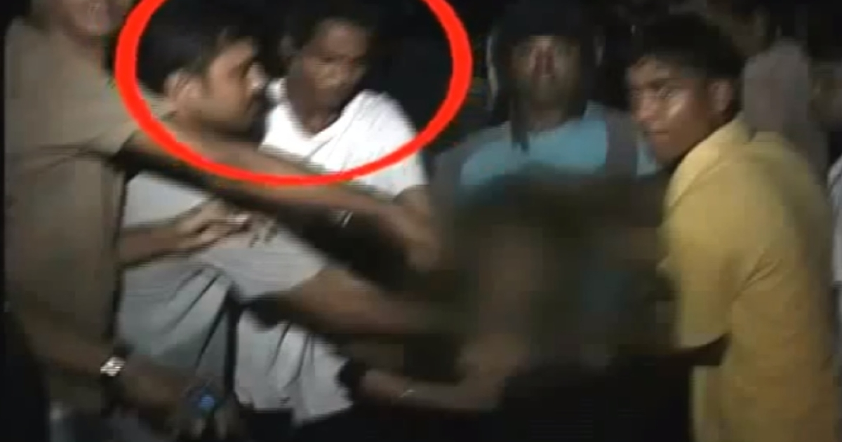 A video went viral of a young woman being molested by at least 20 men, sparking outrage across India.</p>