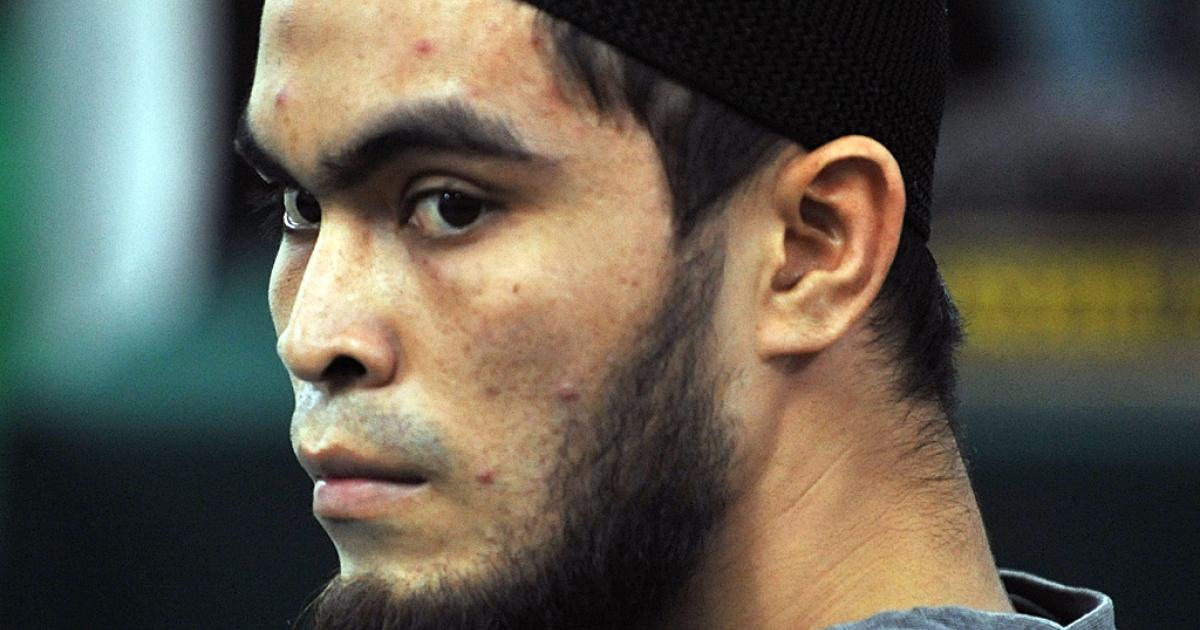 Muktar, 28, a suspected member of