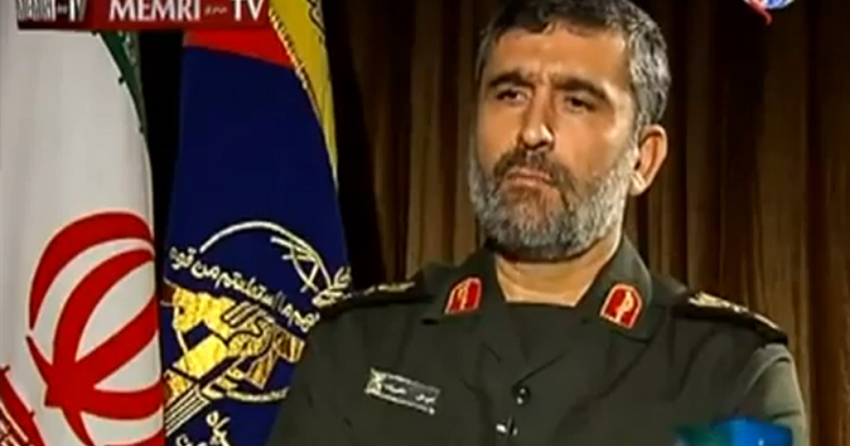 Gen. Amir Ali Hajizadeh of Iran's aerospace division said on state TV that if Israel attacked, it would trigger WWIII.</p>