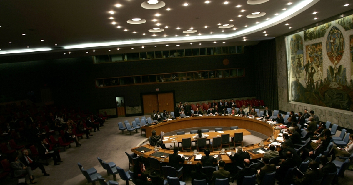 The UN Security Council has received a new confidential report from the International Atomic Energy Agency which suggests that Iran is ramping up its nuclear program.</p>