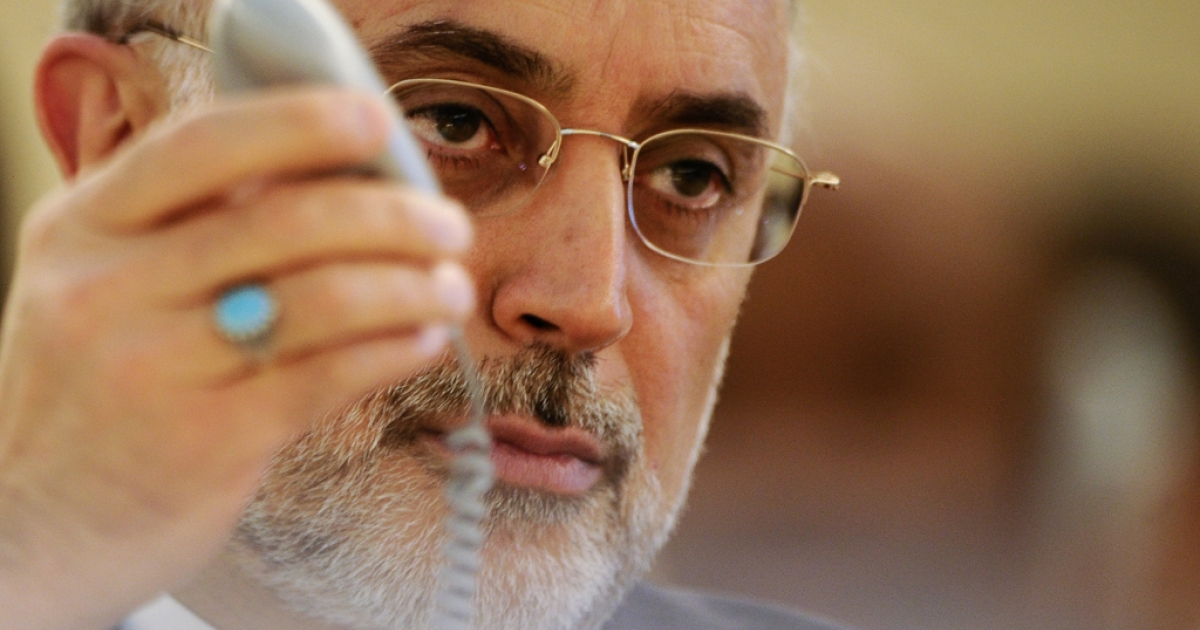 Iranian Minister for Foreign Affairs Ali Akbar Salehi spoke at the Conference on Disarmament in Geneva on February 28, 2012, calling the possession and use of nuclear weapons