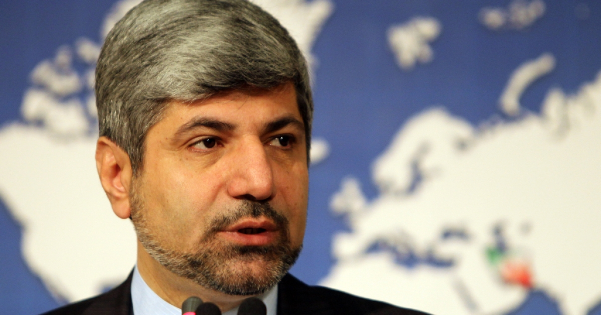 Iranian foreign ministry spokesman Ramin Mehmanparast has said that claims Iran is cleaning up evidence of nuclear activity at Parchin military site are