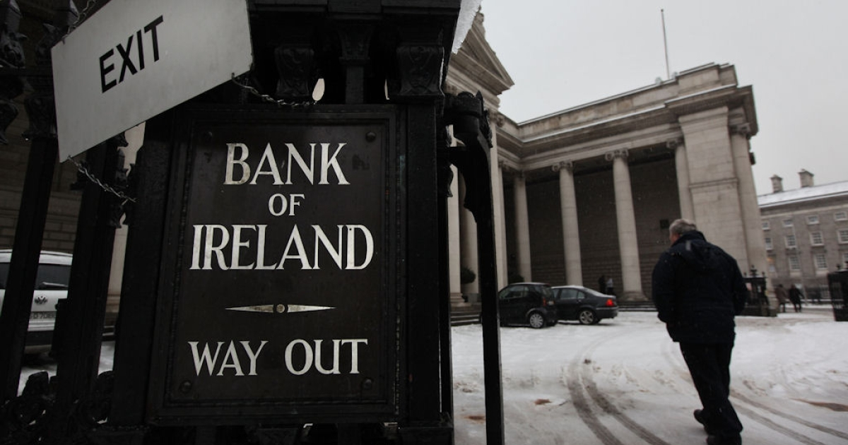 A new report on the Irish financial collapse presents a damning picture of bank managers.</p>