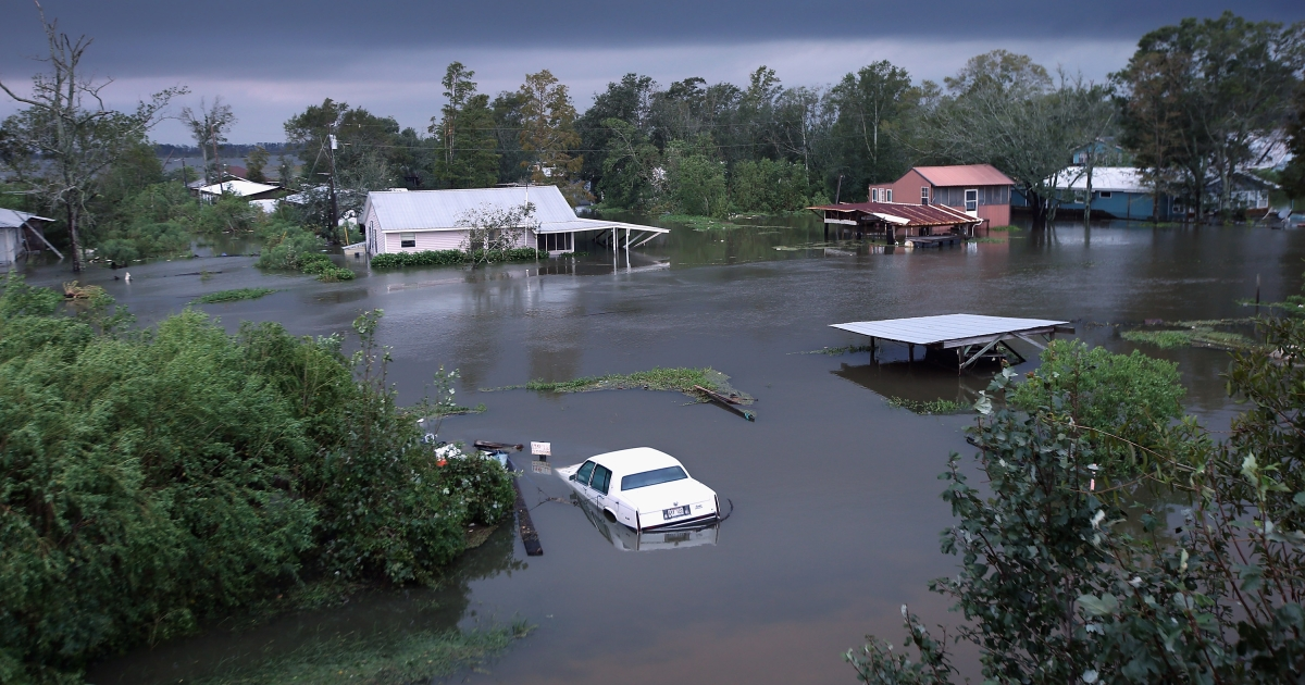 Mitt Romney plans to visit hurricane-ravaged Louisiana on Friday, August 31, 2012, while President Barack Obama will be visiting on Monday.</p>
