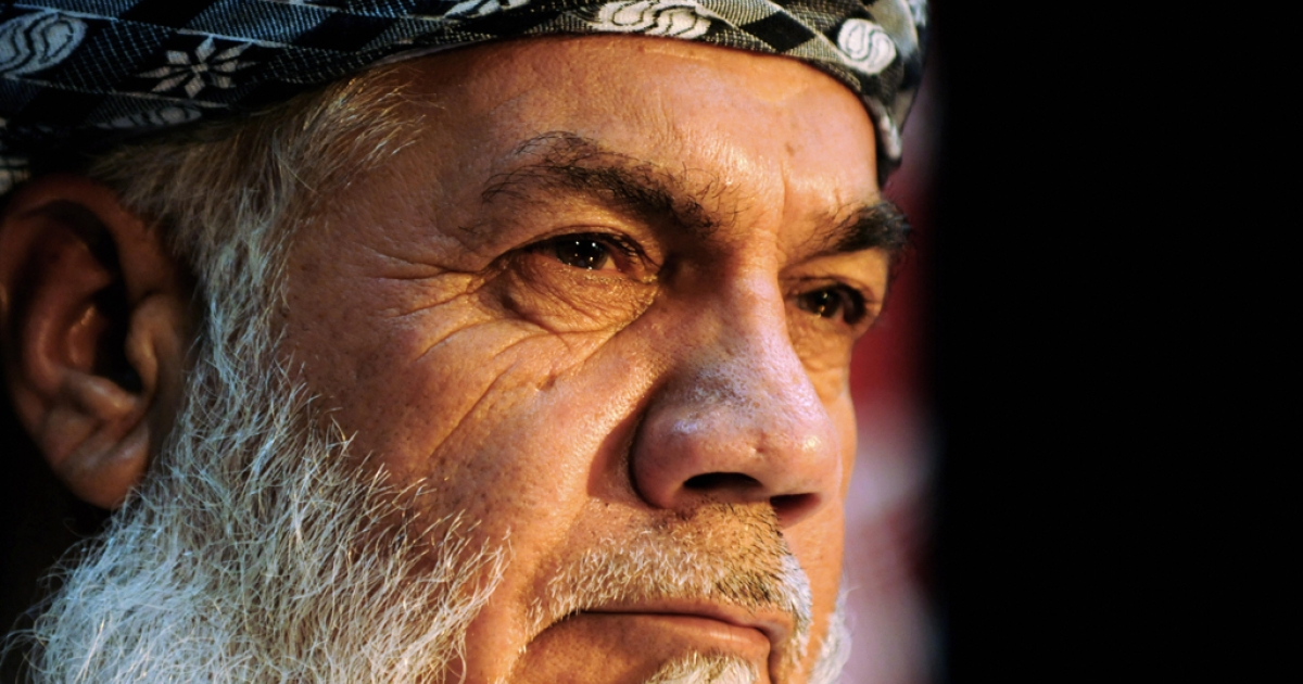 Ismail Khan, an Afghan minister of energy and water, but also one of the country's most powerful mujahedeen commanders, called on his followers to organize and defend the country against the Taliban after Western forces withdraw.</p>