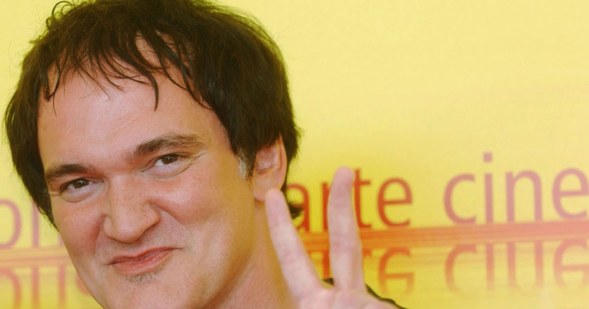 Director Quentin Tarantino attends the 61st Venice Film Festival on September 5, 2004 in Venice, Italy.</p>