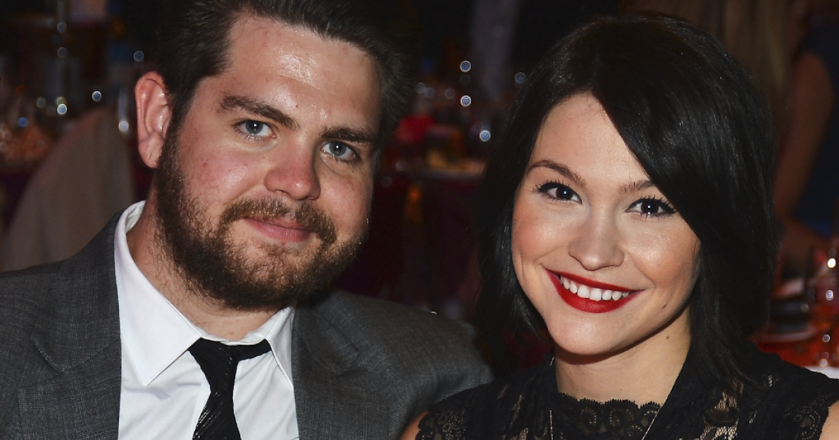 Jack Osbourne and Lisa Stelly attend the 19th Annual Race To Erase MS (multiple sclerosis) held at the Hyatt Regency Century Plaza on May 18, 2012 in Century City, California.</p>