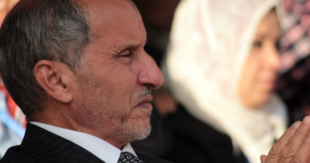 NTC leader Mustafa Abdul Jalil asked NATO today to remain in Libya until the end of the year.</p>