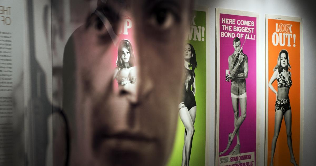 The James Bond film franchise turns 50 on Friday.</p>