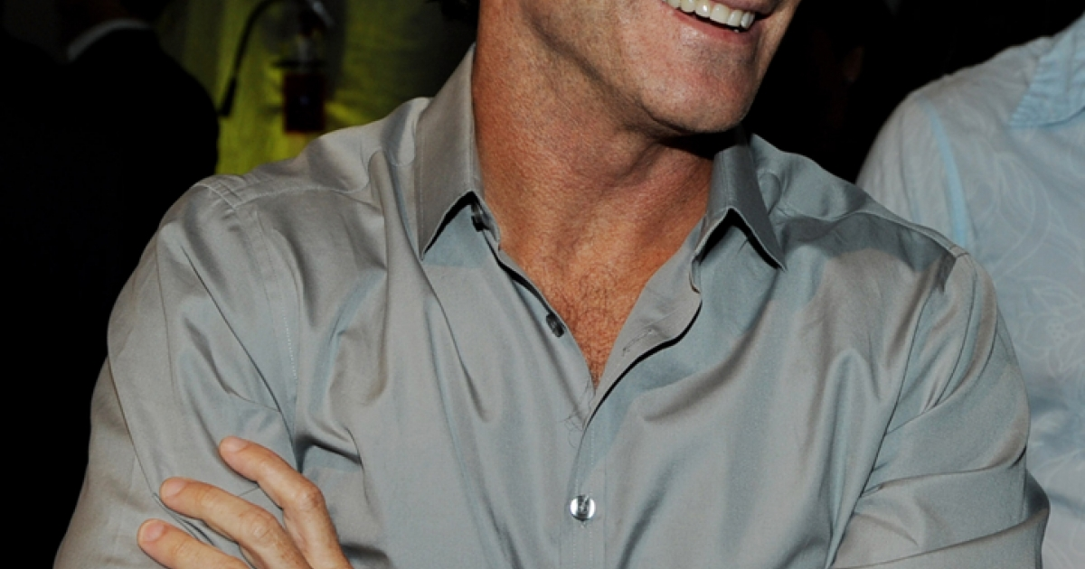 Survivor host Jeff Probst arrives at the CBS, Showtime and CW Summer TCA Party at the Beverly Hilton Hotel on July 28, 2010 in Beverly Hills, California.</p>