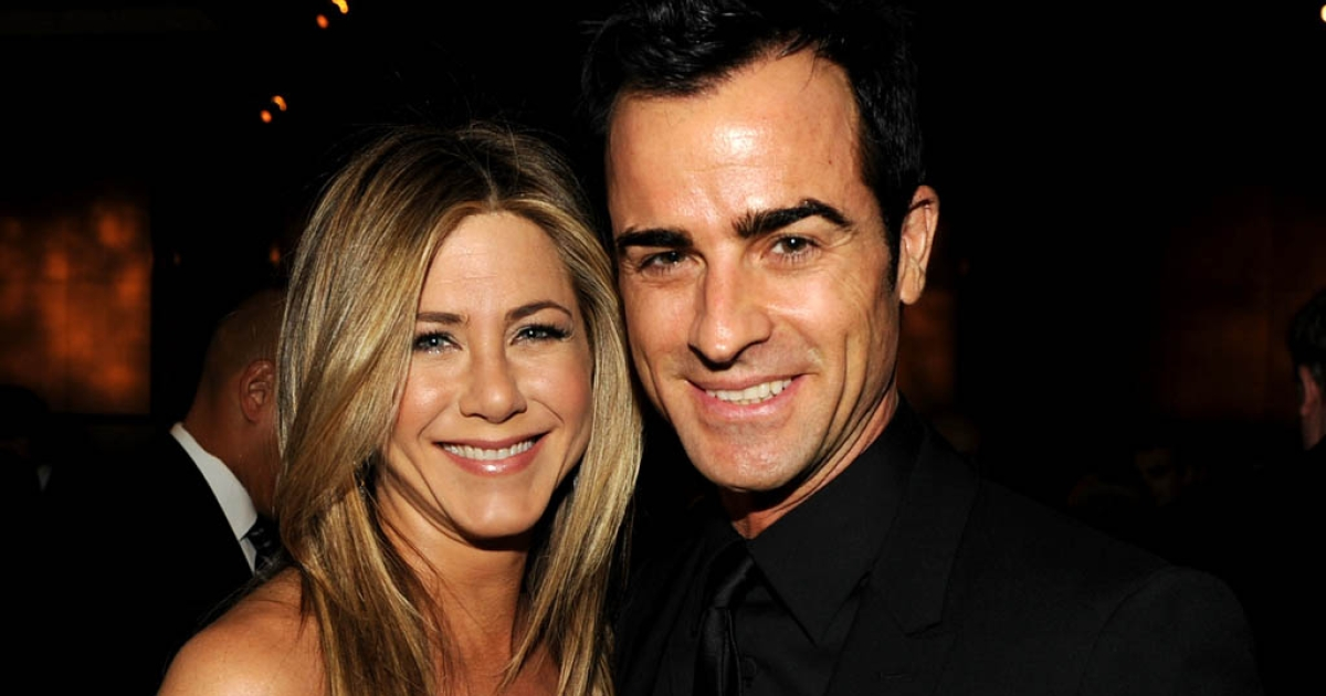 'Friends' star Jennifer Aniston confirmed she is engaged to boyfriend Justin Theroux. Theroux popped the question at his 41st birthday celebration.</p>