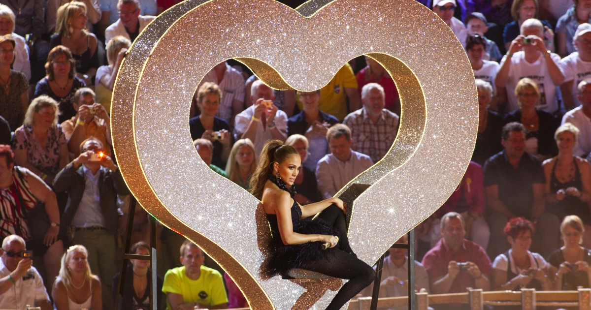 J Lo: Soldier of Love</p>