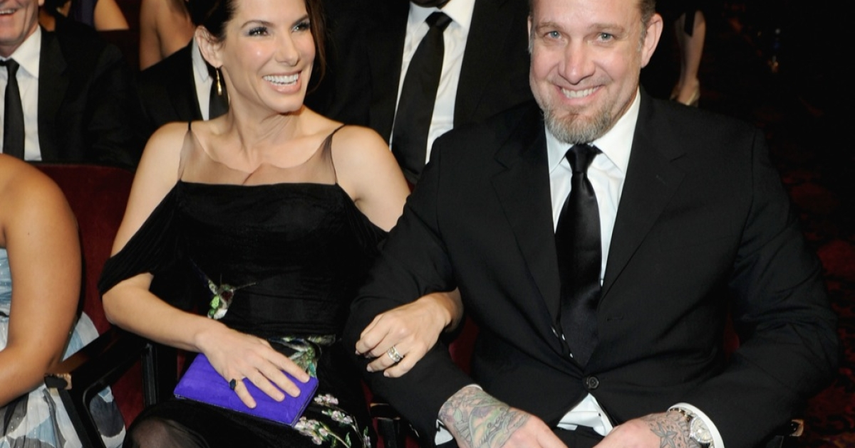 Sandra Bullock split from her bad boy husband, Jesse James, after learning he cheated on her with a tattoo model.</p>