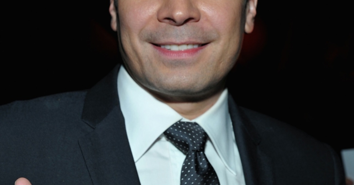 Jimmy Fallon has experience hosting high-profile awards programs, headlining the 2010 Emmys.</p>