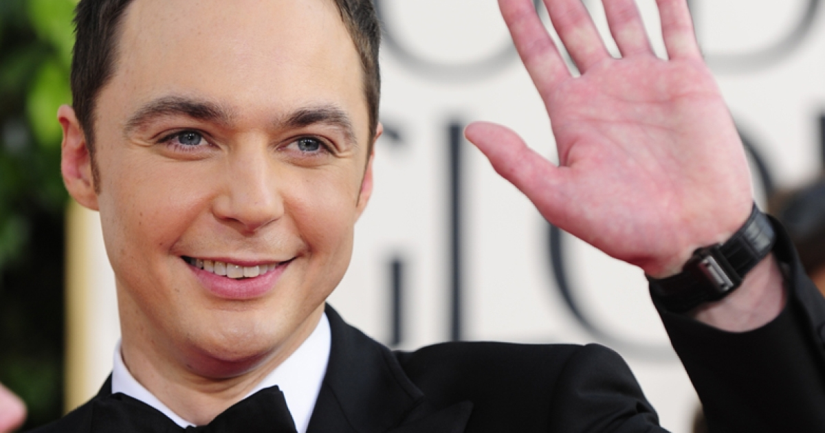Actor Jim Parsons arrives on the red carpet for the 68th annual Golden Globe awards at the Beverly Hilton Hotel in Beverly Hills, California January 16, 2011. Parsons came out of the closet in a New York Times profile published Wednesday.</p>