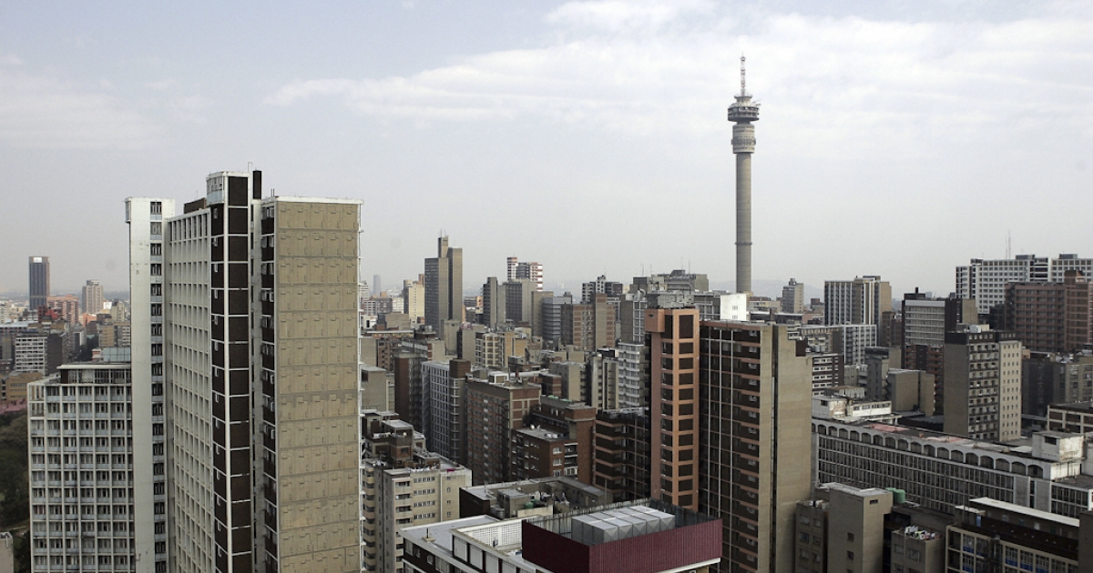 Johannesburg, South Africa is still here after the supposed end of the world on May 21, 2011, and a group of rapture believers who checked into a downtown hotel now have a huge bill to pay.</p>