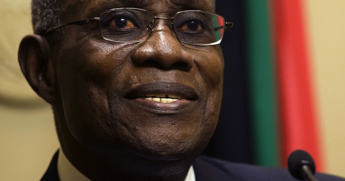 Ghana's President John Atta Mills has reportedly died today after falling ill.</p>