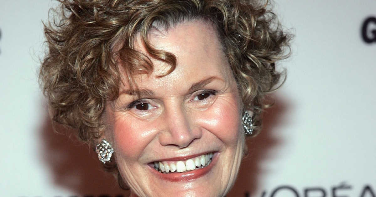 Author Judy Blume attends the 15th Annual Glamour
