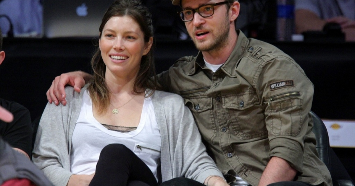 Justin Timberlake and Jessica Biel began dating four years ago.</p>