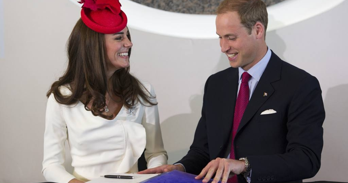 The Duke and Duchess of Cambridge attended a citizenship ceremony at the Canadian Museum in Gatineau, Canada on July 1, 2011, the second day of their 12-day visit to North America.</p>
