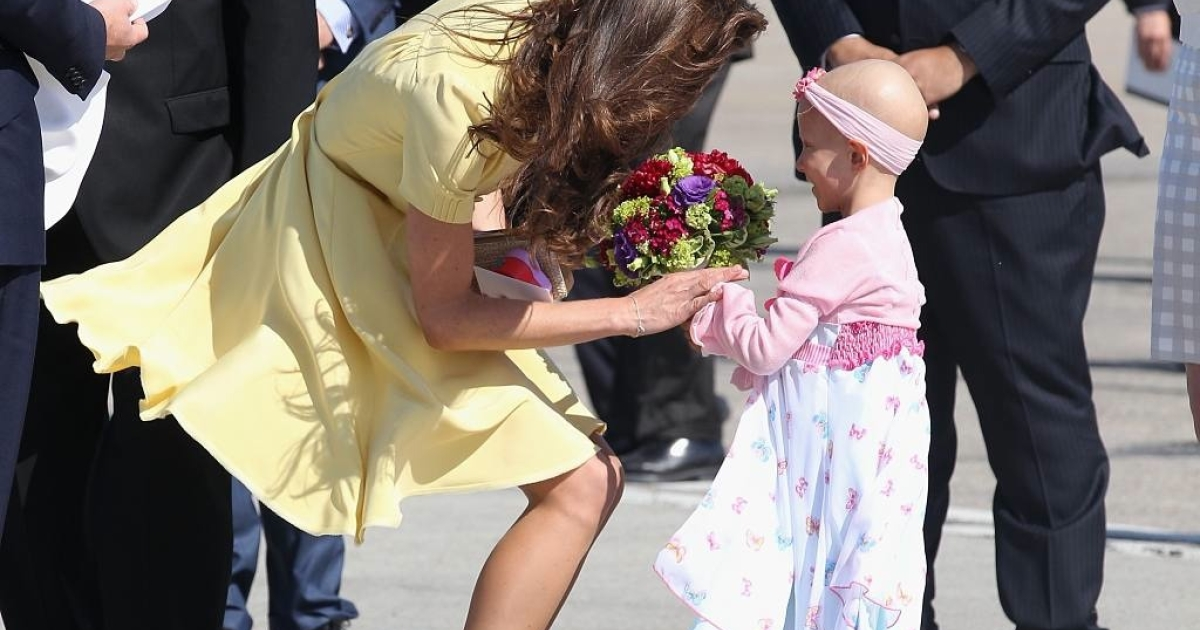 Kate Middleton, the Duchess of Cambridge, is expecting a royal baby in July.</p>