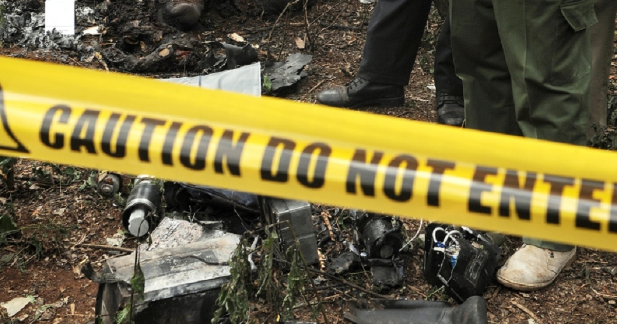 The blast came a day after the US embassy in Kenya warned a terrorist attack on Mombasa was