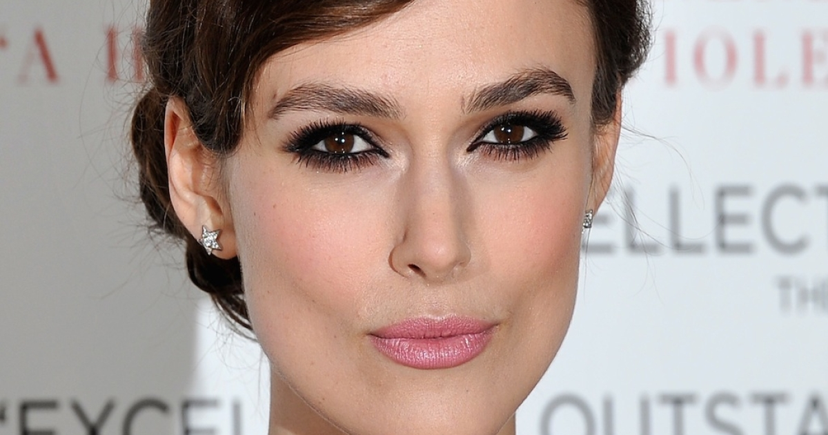 Actress Keira Knightley attends the
