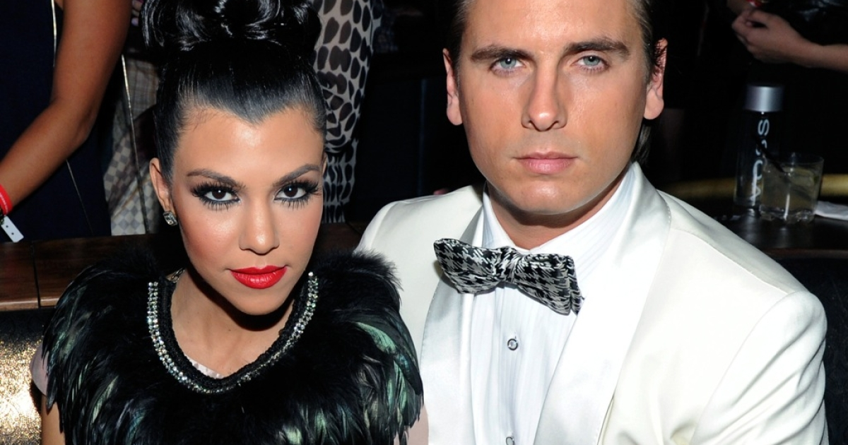 Sources say Kourtney Kardashian and Scott Disick are struggling to make their relationship work.</p>