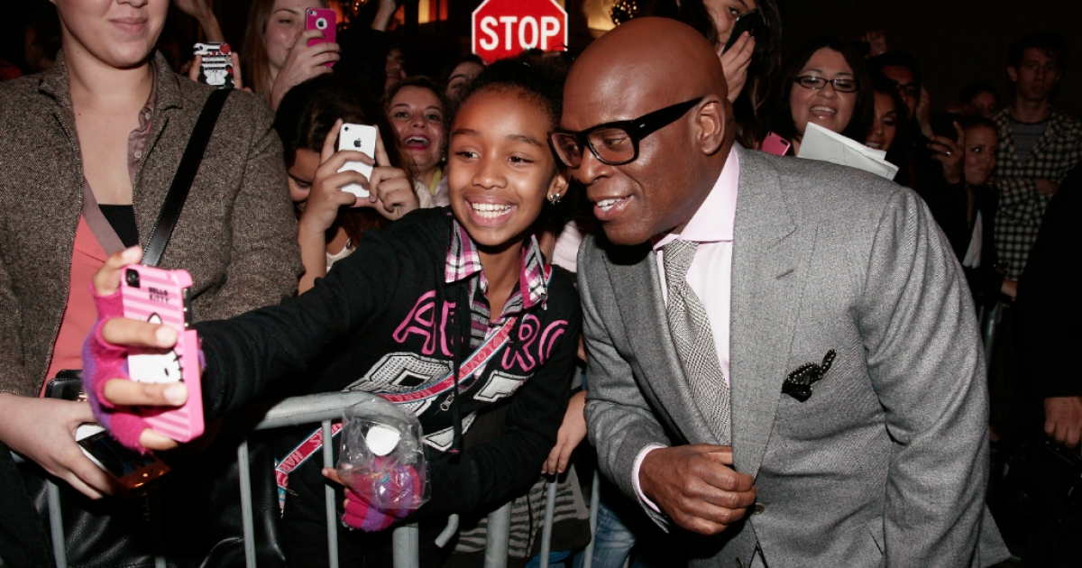 X Factor Judge L.A. Reid attends The X Factor Viewing Party Sponsored By Sony X Headphones at Mixology101 &amp; Planet Dailies on December 6, 2012 in Los Angeles.</p>