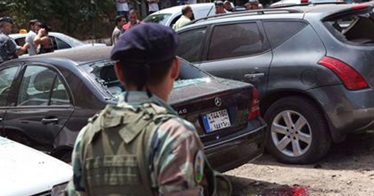A blast in a northern suburb of Beirut, the Lebanese capital, has killed at least two people</p>