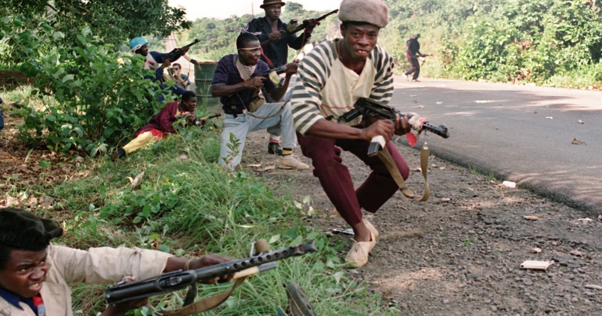 Around a quarter of a million people died during Liberia's 1989-2003 civil war.</p>